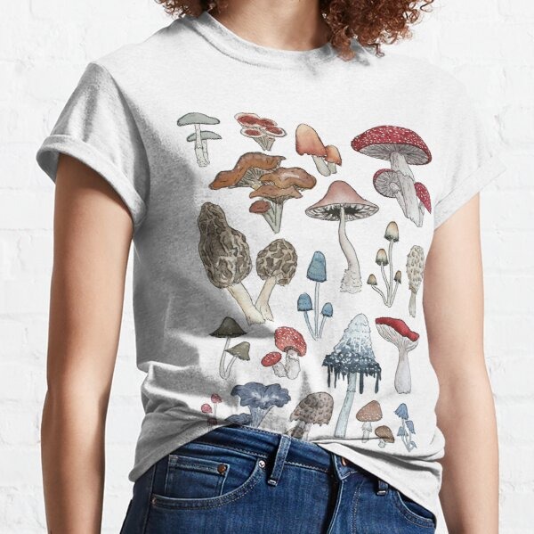 Make Room for the Mushrooms Classic T-Shirt