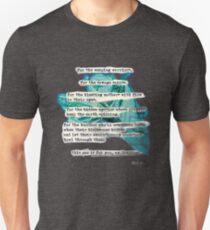 Wake: Ein T-Shirt für Utopia Preppers Slim Fit T-Shirt