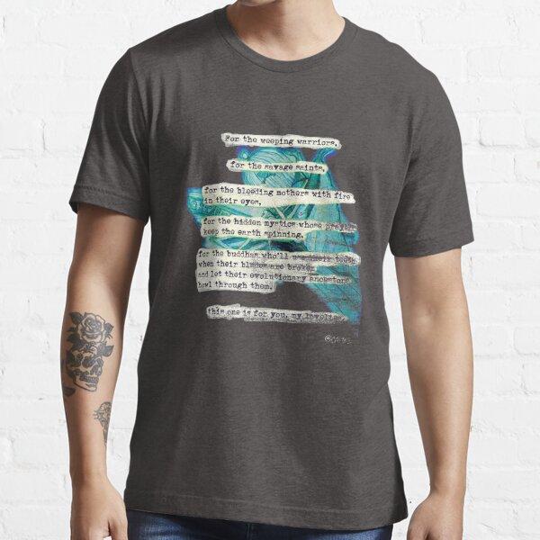 Wake: Ein T-Shirt für Utopia Preppers Essential T-Shirt
