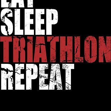 Triathlon by TheDayNAge