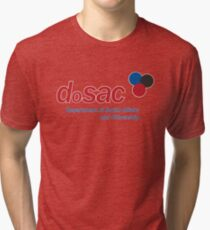 Department of Social Affairs and Citizenship (DOSAC) Tri-blend T-Shirt