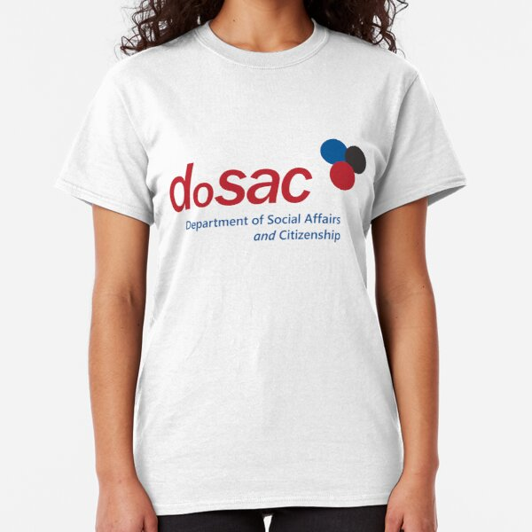 Department of Social Affairs and Citizenship (DOSAC) Classic T-Shirt