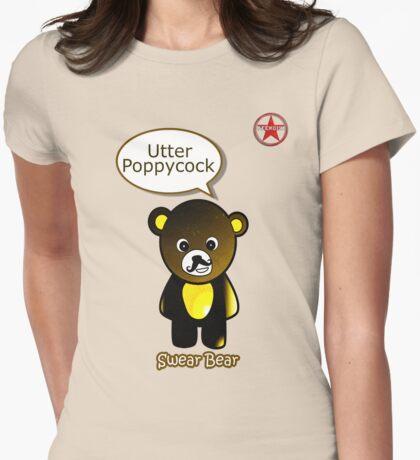 Geek Girl - SwearBear - Poppycock T-Shirt