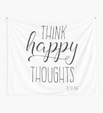 Tela decorativa Ten pensamientos positivos