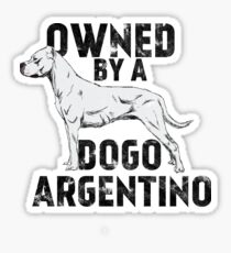 Argentino Design Illustration Stickers Redbubble