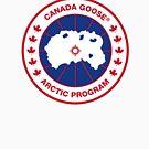«Prendas de abrigo Canadá ganso» de alivemadehs