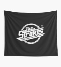 the strokes Wall Tapestry