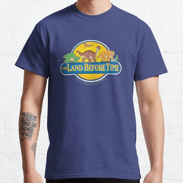 The Land Before Time Classic T-Shirt