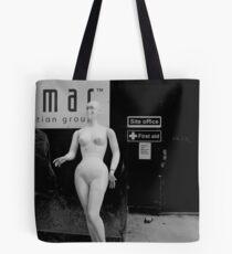 a martian's model Tote Bag