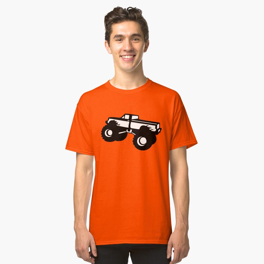 monster truck Classic T-Shirt Front