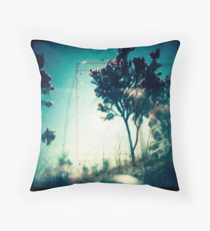 Finger Prints Throw Pillow