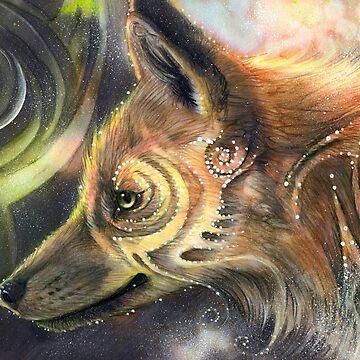 Foxmagic by khaosdog