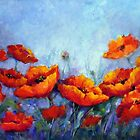 poppies by Ivana Pinaffo