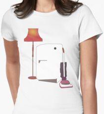 Imaginäre Jungs Minimal Tailliertes T-Shirt