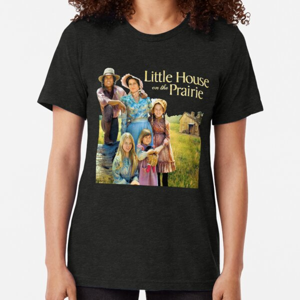 Little House Tri-blend T-Shirt