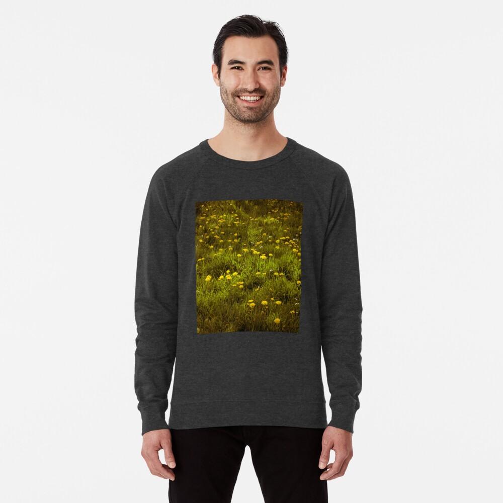 Dandelions Lightweight Sweatshirt