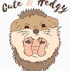 Cute & Hedgy by Andreea Butiu