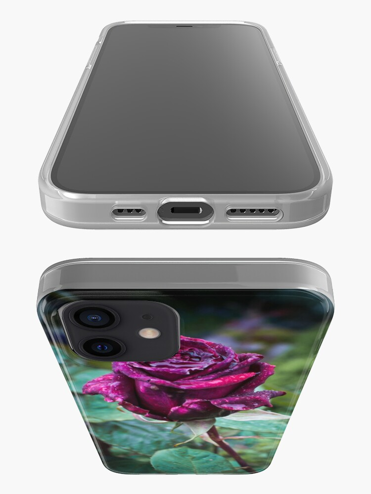 Alternate view of Rose iPhone Case & Cover