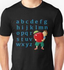 Now I know my abc! Unisex T-Shirt