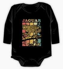 Jaguar nature One Piece - Long Sleeve