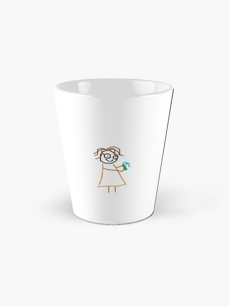 Alternate view of Jenny Quips:  Toothpaste! Mug