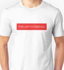 THOUGHTCRIMINAL ?  B Unisex T-Shirt