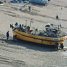 Fishing Boat by davesphotographics