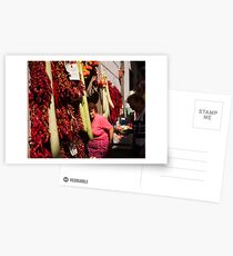 Chilies Postcards