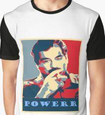 saddam hussein t-shirt Graphic T-Shirt