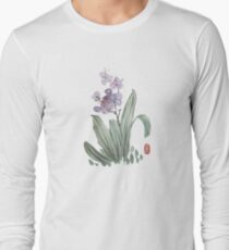 purple berries Long Sleeve T-Shirt