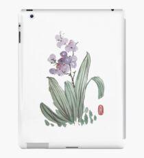 purple berries iPad Case/Skin