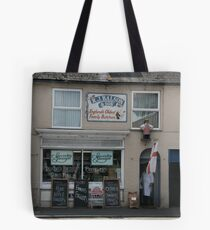 Butchers shop Tote Bag