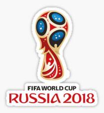 FIFA WORLD CUP RUSSIA 2018    HD LOGO (4K) Sticker
