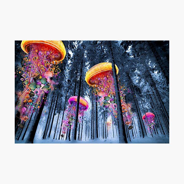 HED KANDI MUSIC DJ ABSTRACT MODERN BOX CANVAS PRINT WALL ART PICTURE
