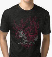 CyberDEMON Tri-blend T-Shirt