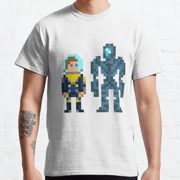 Will und Robot Classic T-Shirt