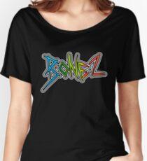 bonez Women's Relaxed Fit T-Shirt