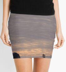 Rural Scene Mini Skirt