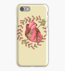 heart anatomical iPhone Case/Skin