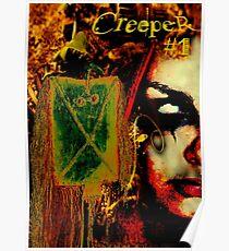 CREEPER NO1 COVER Poster