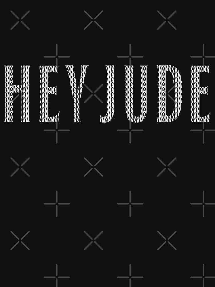 HEY JUDE Design von Moorean