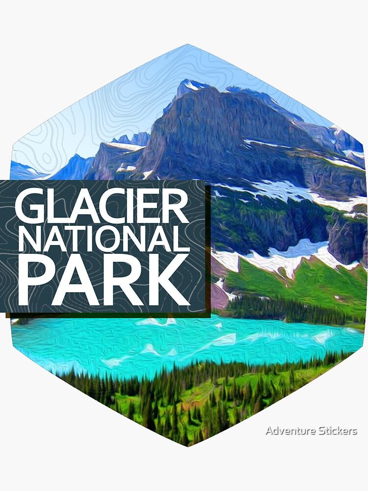 Glacier National Park 3 by tysonK