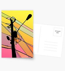 Wired Sky 1 Postcards