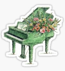 Garden Arrangement Sticker