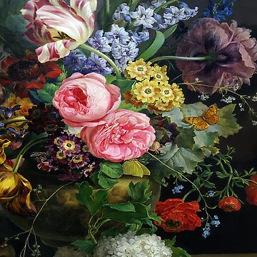 Bouquet Painting by Mythos57
