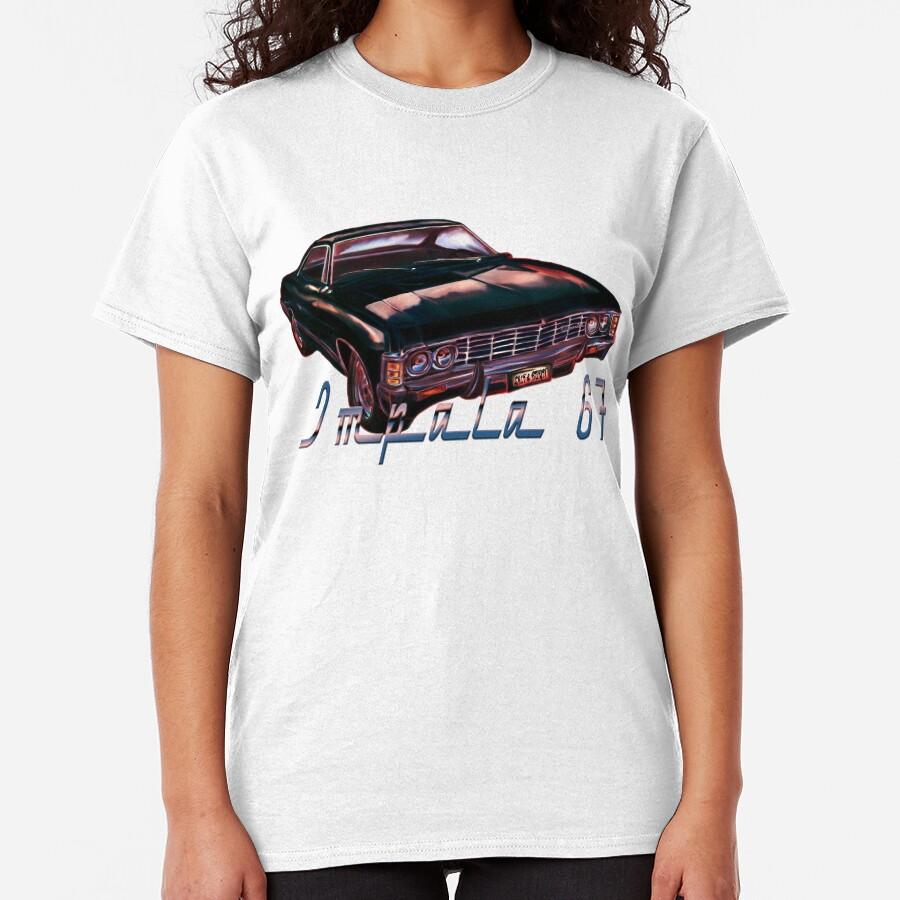 Chevrolet Impala Salt and burn Classic T-Shirt