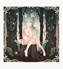 Reiko Forest Fauna - 2018 (Square) Photographic Print