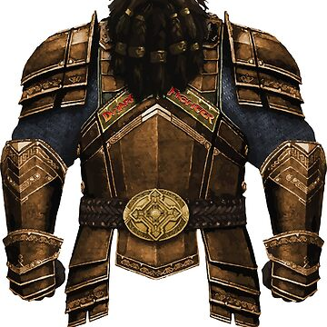 Dungeon Adventure Wear: Dwarf Fighter by SnakeEyes0217