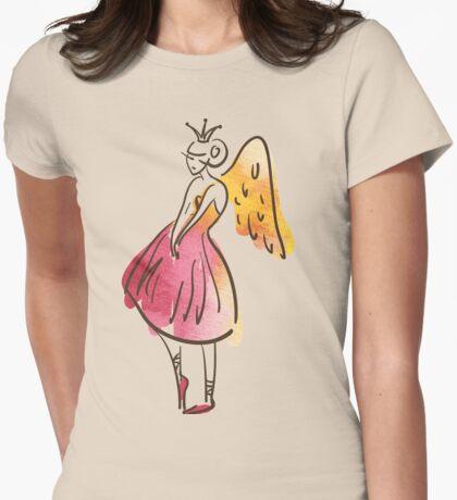 ballerina figure, watercolor T-Shirt