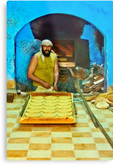 The Baker by Didi Bingham